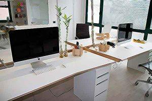 фото офис компьютерный стол