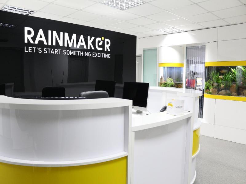 Мебель в офис Rainmaker
