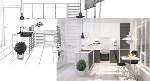мебель на заказ дизайн кухни
